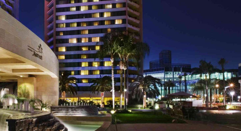 Anaheim Marriott - header